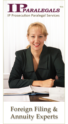 IP Paralegal Services